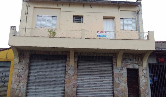 Sobrado Em Centro, Caçapava/sp De 140m² 2 Quartos À Venda Por R$ 335.000,00 - So434887