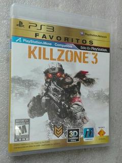 Killzone 3 Ps3 En Cosmo-games
