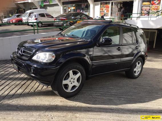 Mercedes Benz Ml Ml-55 Amg