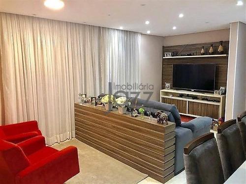 Maravilhoso Apartamento Com 2 Dormitórios À Venda, 77 M² Por R$ 750.000 - Lapa - São Paulo/sp - Ap5267