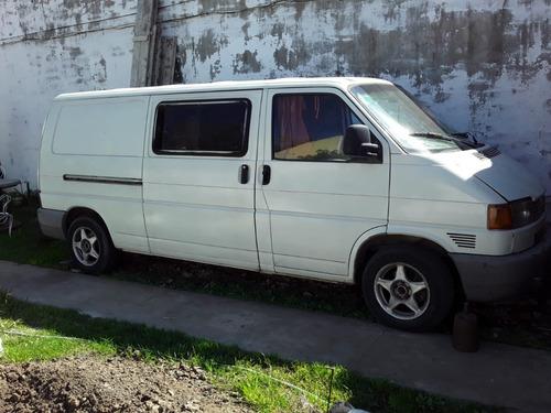 Volkswagen Trasporte  Mod 1996 Diésel   Motorhomo Homologado