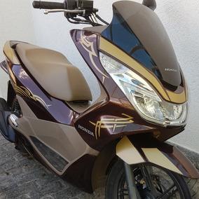 Adesivo Faixa Tuning Tribal Personalizado Moto Honda Pcx 150