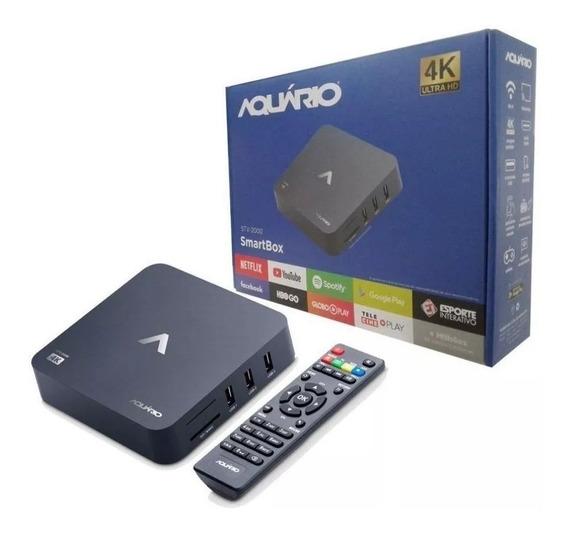 Mart Tv Aquário Box - Stv-2000 Homologado - Anatel