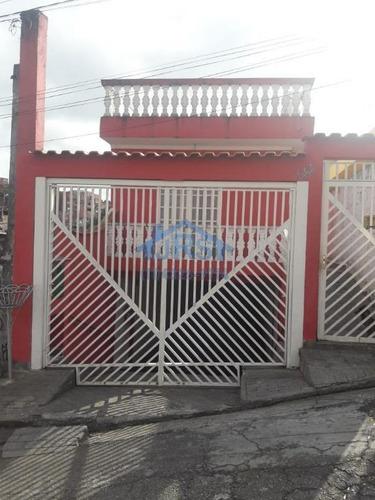 Imagem 1 de 30 de Sobrado Com 3 Dormitórios À Venda, 170 M² Por R$ 425.000,00 - Vila América - Carapicuíba/sp - So1171