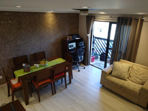 Imagem 1 de 14 de Apartamento Com 2 Dormitórios À Venda, 69 M² - Assunção - São Bernardo Do Campo/sp - Ap64522
