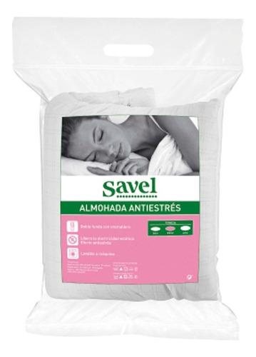 Almohada Antiestrés Savel Lavable