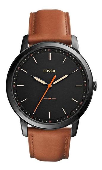 Relógio Fossil Masculino The Minimalist - Fs5305/2pn
