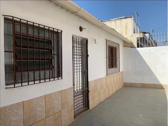 Casa Com 1 Dormitório Para Alugar, 60 M² Por R$ 1.200/mês - Alto Da Mooca - São Paulo/sp - Ca0583