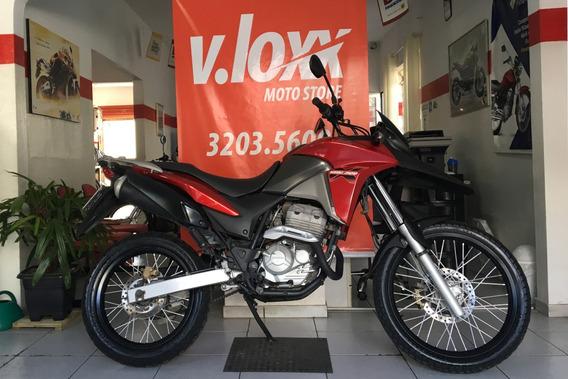 Honda Xre 300 Vermelha 2013