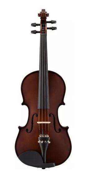 Violin Stradella Mv141118 1/8 Macizo Tapa Pino Fondo Maple
