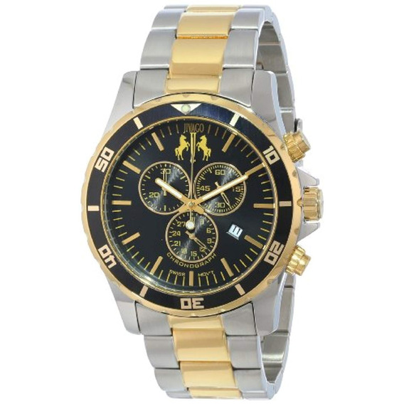 Jivago Men S Jv6129 Ultimate Chronograph Watch