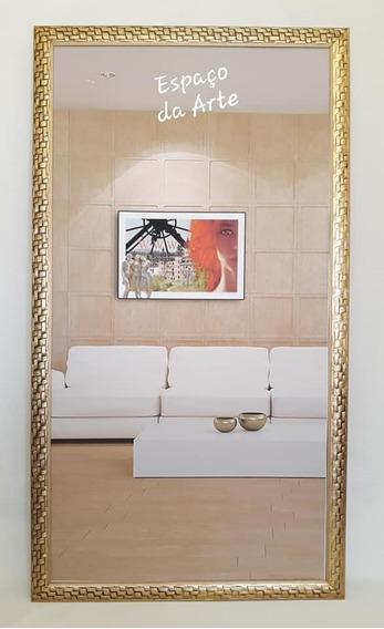 Espelho Grande 170x50cm C/moldura, Entrego Só Na Gd S Paulo