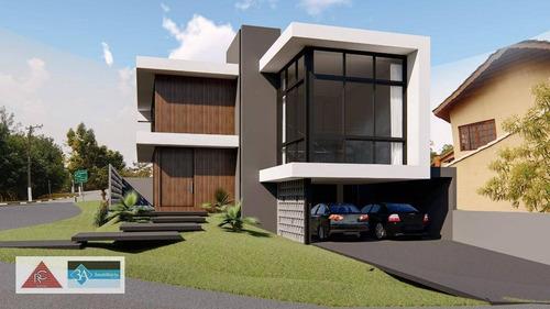 Imagem 1 de 10 de Casa Com 3 Dormitórios À Venda, 280 M² Por R$ 2.100.000,00 - Perová - Arujá/sp - Ca0451