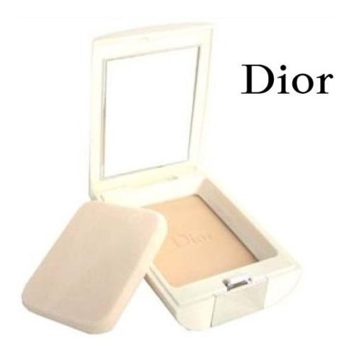Christian Dior Snow White Po Compacto Foundation Sfp25