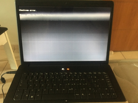Notebook Compap Cq50-212br
