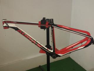 Quadro Carbono 17 Audax Auge 40 2016 + Kit Carbono