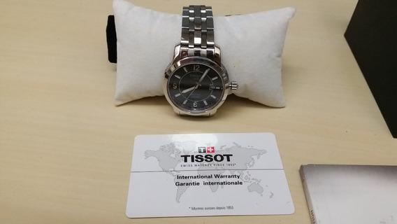 Relógio Tissot 1853 Prc 200 Original Caixa Manuais Completo
