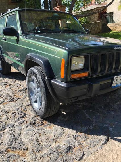 Jeep Cherokee 5 Velocidades