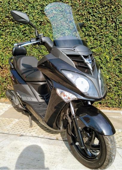 Scooter Sym Joy Ride 200 Muy Buena!