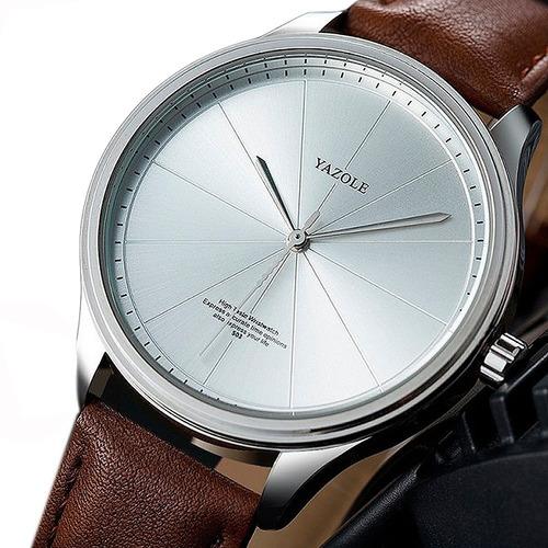 Imagen 1 de 8 de Reloj Para Hombre Elegante A Precio Economico - Oferta
