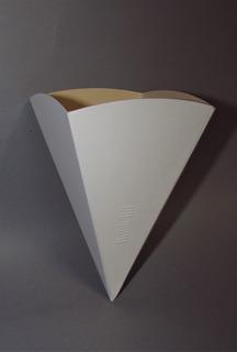 Cono De 4 Caras 8x8x16 Cm (x50u) Cucurucho - 114 Bauletto