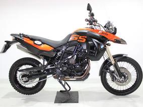 Bmw - F 800 Gs - 2010 Laranja