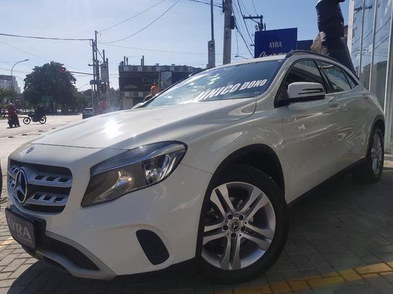 Mercedes Gla 200 Style 1.6 Tb 16v/flex Aut. 2017/2018