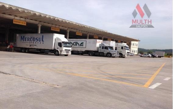 Galpão Industrial Para Locação, Jordanésia (jordanésia), Cajamar. - Ga0380