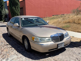 Lincoln Town Car 4.6 Ultimate Mt 1998