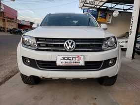 Amarok Highline Cabine Dupla At 4x4 2014