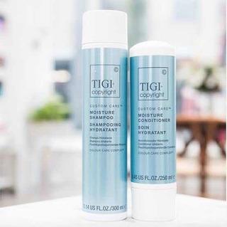 Tigi Copyright Shampoo Y Acondicionador Moisture