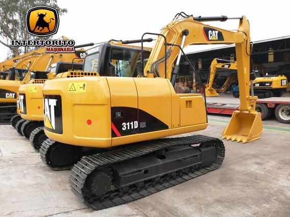 Excavadora Cat 311drr 2013 Caterpillar 312d Cat 313d