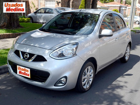 Nissan March Advanace Aut