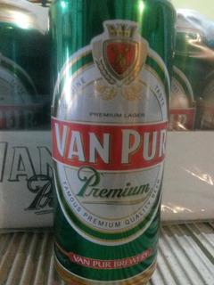 Cerveza Van Pur Lata X 500 Cc Polaca.facil De Beber Rubia!!