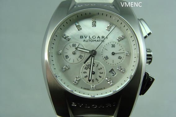 Bvlgari Ergon Chronograph Automatico Dama
