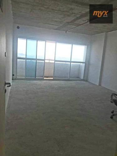 Sala Para Alugar, 46 M² Por R$ 1.500,00/mês - Centro - São Vicente/sp - Sa0348