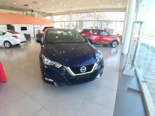 Nuevo Nissan Versa 1.6 Sense Cvt Cadenero