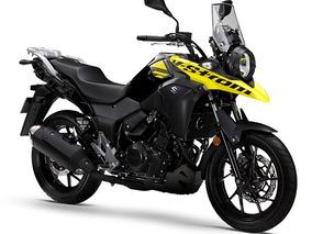 Suzuki V Strom 250 ¡curso De Manejo Gratis!
