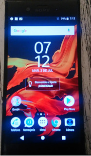 Xperia Xz Android F8331