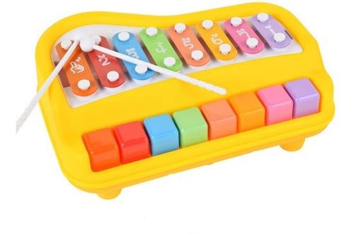 Xilófono Piano - Musica - Instrumento Musical Infantil