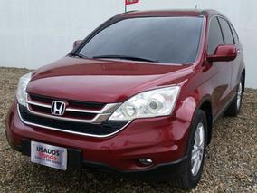 Honda Cr-v Ex 4x4 2010 ,excelente Estado Y Con Garantia
