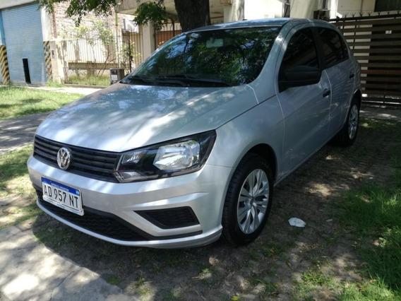 Volkswagen Gol Trend Única Mano!
