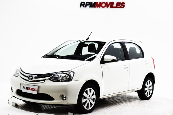 Toyota Etios 1.5 Xls At 2016 Rpm Moviles