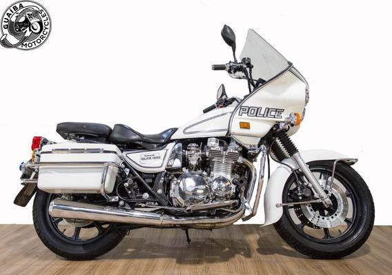 Kawasaki - Police Kz1000c