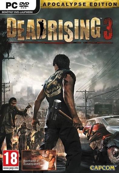 Dead Rising 3 Apocalypse Edtion Pc - Steam Key (envio Flash)