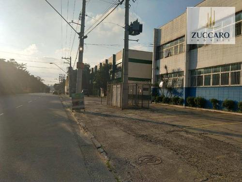 Galpão Industrial Para Locação, Cidade Industrial Satélite De São Paulo, Guarulhos. - Ga1445