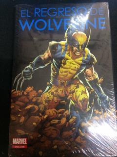 El Regreso De Wolverine Cómics De Lujo