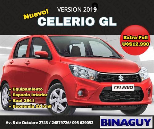 Suzuki Celerio Gl / 2021 / Extra Full /  Caja Automatica!
