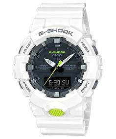 Relógio Casio - G-shock Ga-800sc-7adr 12 Vezes Sem Juros