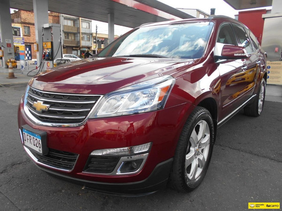 Chevrolet Traverse 3.6l Lt